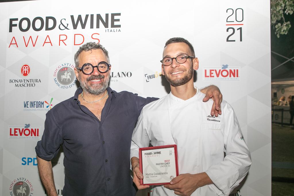 food&wine italia awards 2021