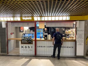 Apre Kōhī Tokyo 1982, la prima Urban Coffee experience a Milano
