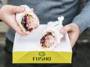 A Milano il sushi è da passeggio! Lo street food fusion tra Messico e Giappone