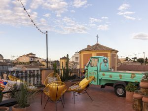 Roma: sul rooftop del Chapter Hotel inaugura Hey Guey