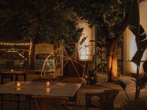 Mediterraneo: riapre il ristorante en plein air del MAXXI