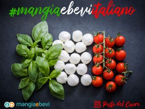 #MangiaeBeviItaliano: al via la campagna per la valorizzazione del Made in Italy e a sostegno della ristorazione