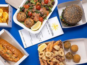 Friggitoria delivery on the beach: a Ostia, lo street food arriva sotto l'ombrellone