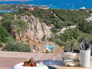Sardegna: 5 terrazze panoramiche dove mangiare in Costa Smeralda