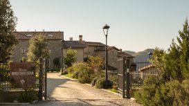 Tenuta Borgo Santa Cecilia: alta ristorazione, accoglienza e cultura del territorio a due passi da Gubbio