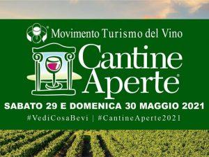 CANTINE APERTE: il 19&20 giugno in 14 Regioni d'Italia si torna a brindare in Vigna all'Estate che avanza