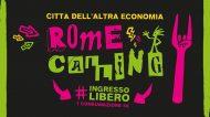 """Rome Calling! Alla Città dell'Altra Economia, Cibo, Musica e Cultura inaugurano l'Estate del """"C.G.T."""""""