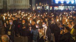 Covid: i ristoratori bolognesi fanno rete e scendono in piazza