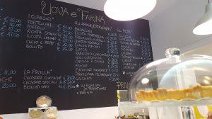 Uova e Farina: pasta fresca, fatta a mano, in zona Balduina a Roma