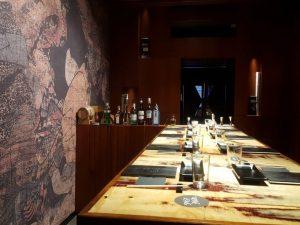 Roma. Inaugura Ukiyo, la japanese room di Drink Kong