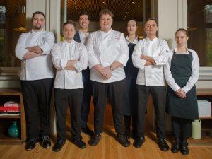 Andrea Casali del neo stellato Kitchen: il futuro della cucina è (anche) gourmet