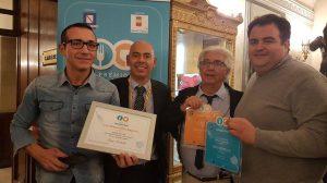 Premio MangiaeBevi 2017: trionfano Esposito e Sorbillo