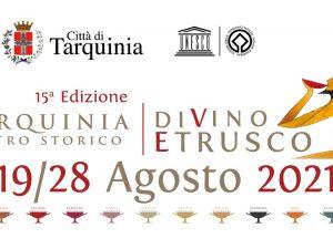 DiVino Etrusco 2021: l'enogastronomia di qualità brilla a Tarquinia