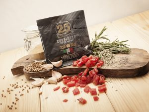 25 Snack, le coppiette di maiale in formato tascabile