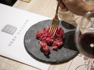 Roma. Da Beef Bazaar nasce la Dry Aged Academy