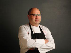 Gianluca D'Agostino, chef stellato di quella Napoli che si riorganizza