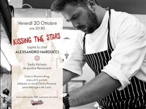 Kissing the Stars: Alessandro Narducci da Piccadilly