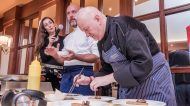 Il design è gourmet. Al via la settima edizione di Sina Chefs' Cup Contest