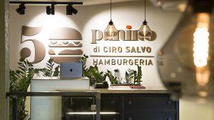 50 Panino: a Napoli apre l'hamburgeria di Ciro Salvo