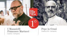 50 Top Pizza: tutti i vincitori del 2019