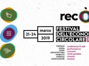 Prato. Al via Recò, il festival dedicato all'economia e al cibo circolare