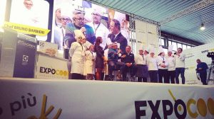 """Bruno Barbieri ad Expocook 2019: """"finalmente il mestiere del cuoco è diventato importante"""""""