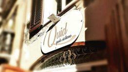 Palermo. Cosa si mangia da Quid Gusto Siciliano