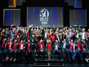 The World's 50 Best Restaurants 2019: sul podio il Mirazur di Mauro Colagreco