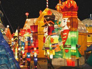 Roma. Prati si illumina a festa con Christmas Wonderland