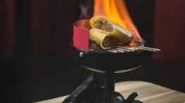 Omaggio alla cucina romana: il Forno Rotto, cioè il cannellone grigliato di Alessio Tagliaferri