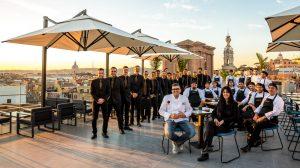 MadeITerraneo, il nuovo ristorante di Di Giacinto alla Rinascente di Roma
