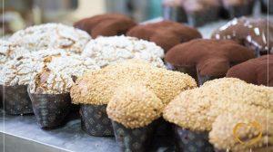 Colombe d'Italia e cioccolato piemontese a Torino