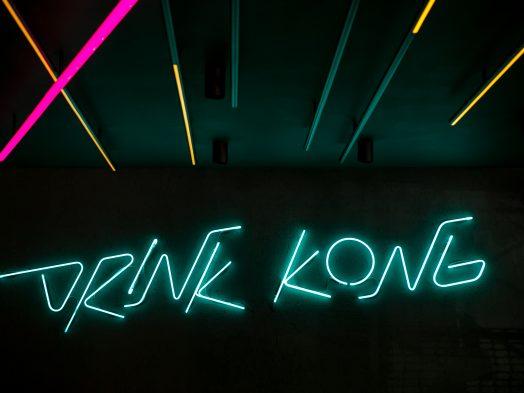 Drink Kong, il nuovo cocktail bar dall'atmosfera dinamica nel cuore di Roma