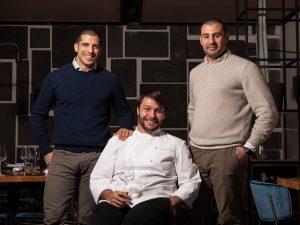 AlMaTò: storia di tre rugbisti nel campo della ristorazione