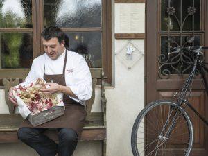 Alessandro Gavagna e la gioia di tornare al ristorante