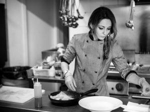 Alex, la cucina dei contrasti