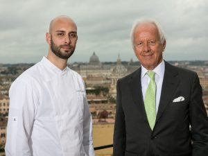 Hassler Roma: è Andrea Antonini il nuovo chef di Imàgo
