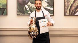 Sina Chef's Cup Contest: Andrea Pasqualucci vince la VII edizione dedicata al design