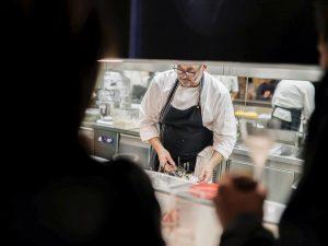 cucinaMusia: ristorazione originale e arte contemporanea a Roma