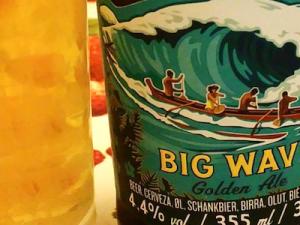 Avete mai provato una birra hawaiiana?