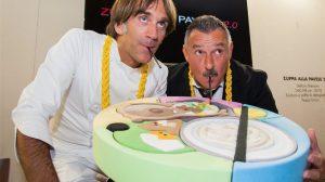 Arte e cucina: al via il progetto d'incontro con Stefano Bressani e chef Davide Oldani