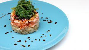 Kitchen Society, i sapori fusion del sushi all'italiana