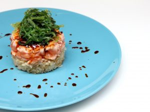 Kitchen Society, i sapori fusion del sushi all'italiana