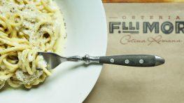 Cucina romana e poesie dei Poeti del Trullo: questa è l'Osteria dei Fratelli Mori