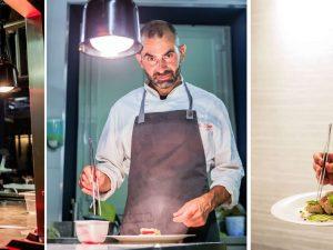Novità a Napoli: Carlo Spina è il nuovo chef del Veritas