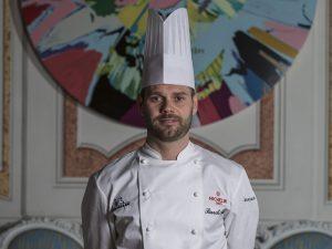 Mattia Bianchi, la nuova stella a Villa Amistà