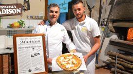 Madison Pizza & Ristò: apre il nuovo locale targato Claudio Paduano e Vincenzo Rea