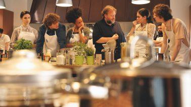 Il Parmigiano Reggiano diventa un film: Gli Amigos