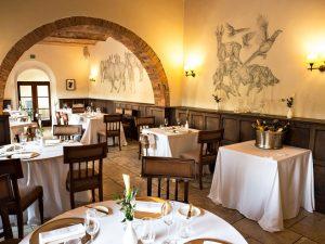 Castel Monastero, a Siena, si prepara a una nuova vita con chef Marco Leonelli