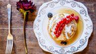 Ricette dolci: i pancakes della domenica di Coromandel